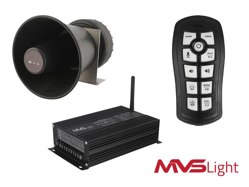 Wireless Siren Speaker 100W