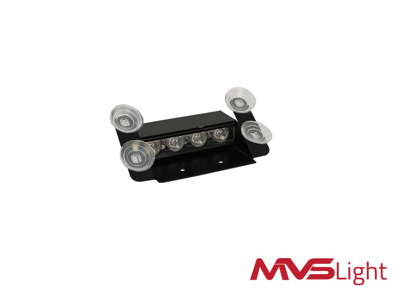 4 LED Dash Deck / Windshield Light